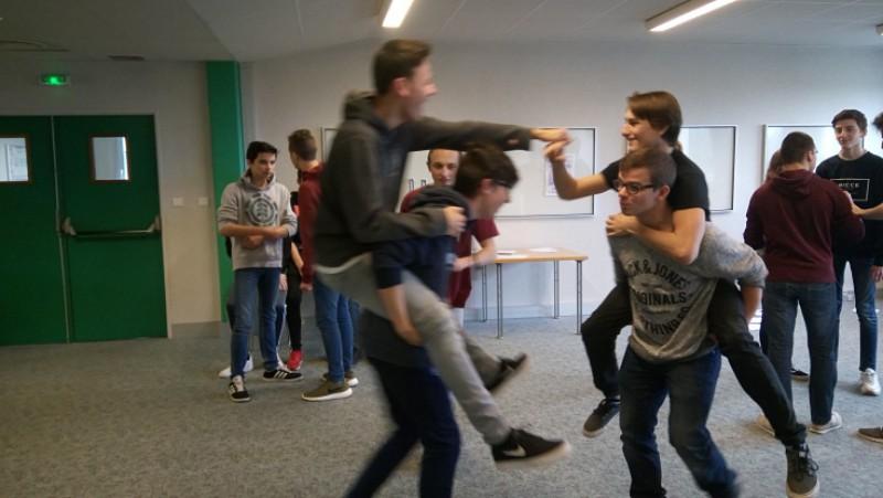 Découverte chorégraphique :  Lycée Pablo Neruda et la Scène Nationale de Dieppe
